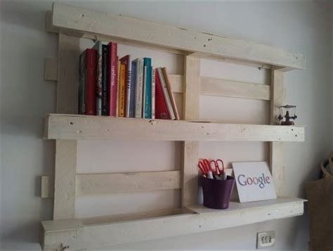 Etagere Salle De Bain Ikea 2731 by Pallet Bookcase A Place For All Reading Material