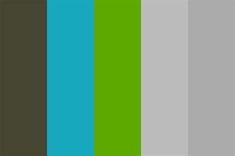 bay color paradise bay color palette