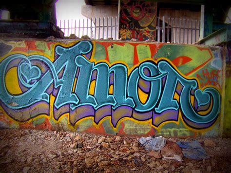 imagenes de te extraño en graffiti graffitis de amor chidos arte con graffiti