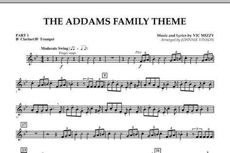theme music addams family the addams family theme