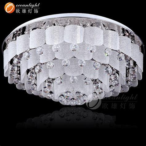 soffitto di cristallo illuminazione a soffitto di cristallo moderno luce di