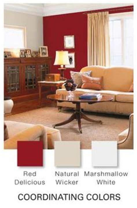 glidden paint in wicker does a great of highlighting our woodwork without