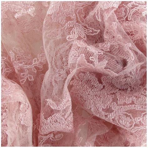 Pink Box 10 X 10 X 10 Cm annabelle lace fabric pink x 10cm ma mercerie
