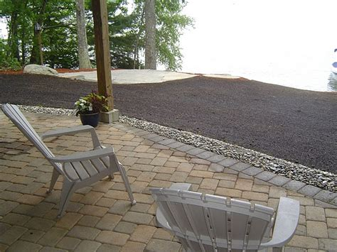 How To Build Paver Patio How To Build Patio With Concrete Pavers