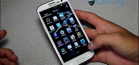themes for rooted galaxy s3 how to root samsung galaxy s3 for at t sprint and t