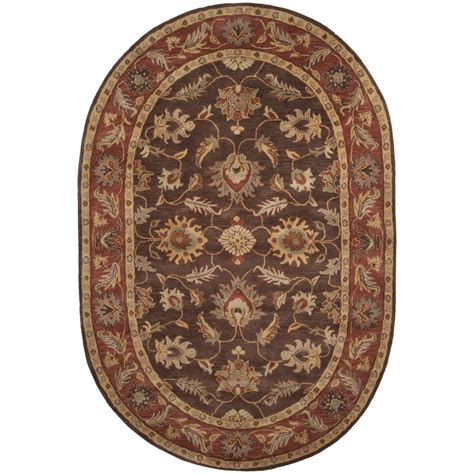 Oval Throw Rugs by Area Rugs Studiolx Surya Caesar Area Rug 8 X 10 Oval
