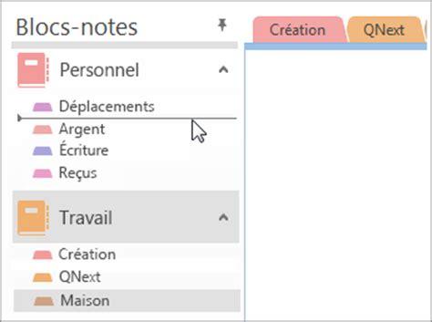 telecharger un bloc note pour le bureau supprimer un bloc notes onenote 2016 pour windows de