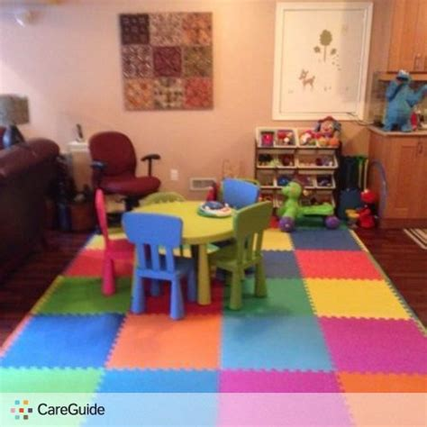 time at home child care for toddlers and infants
