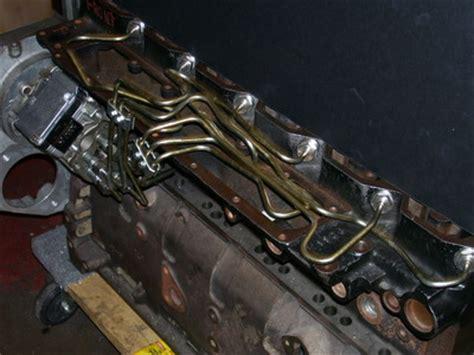 99 dodge cummins injectors stock fuel injection lines 98 5 02 dodge 24 valve 5 9l