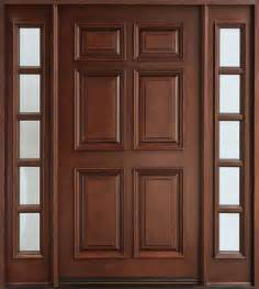 Wood Doors Exterior Architecture Inspiring New Ideas For Entry Doors Design
