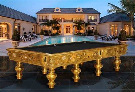 expensive pool tables massive luxury pool table from cavicchi