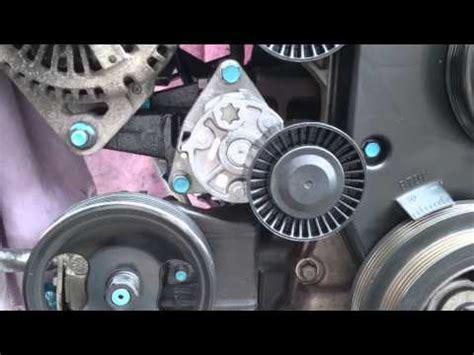 V Belt Fan Belt Altenator Kia Travello alternator belt installation kia hyundai 2 9crdi