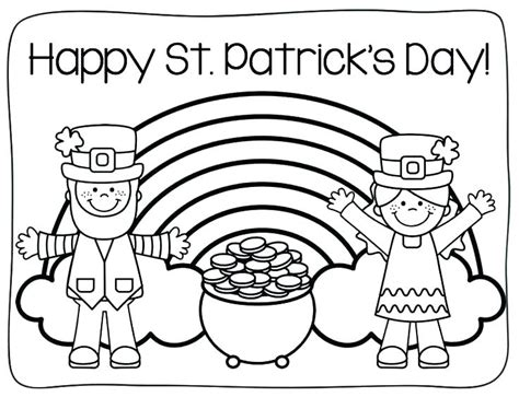 st day coloring pages free patricks day coloring pages free st day coloring