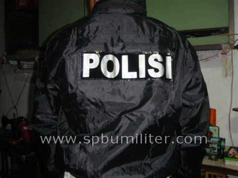 Jaket Parasut Polisi jaket polisi parasut asli jatah spbu militer