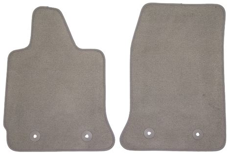 2015 chevy corvette floor mats 2014 2015 corvette c7 floor mats medium ash gray oem