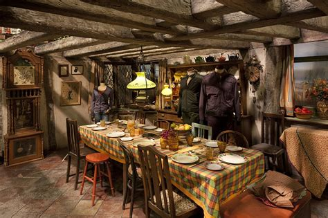 harry potter home inspiration the weasleys simple