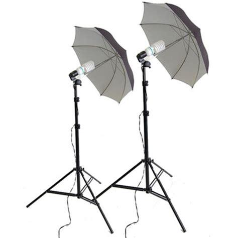 Cowboy Studio Lighting Photo Studio Reflective Umbrella Continuous Lighting Kits