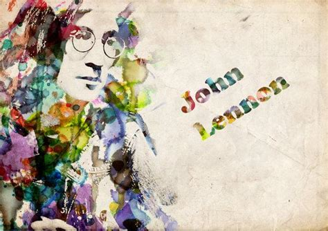photoshop tutorial john lennon watercolor photoshop artworks psddude