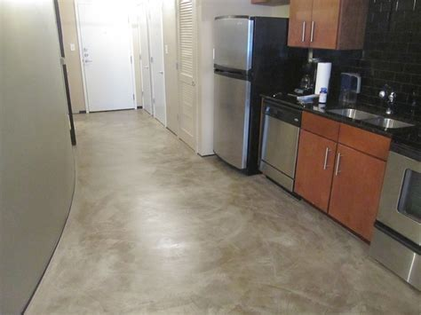 Concrete Floor Ideas Indoors Grey Concrete Staining Indoor Concrete Floors Kitchen Design Interiors Staining Indoor Concrete