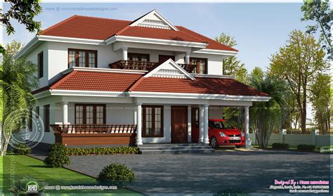 kerala home design and floor plans 4 bedroom kerala model