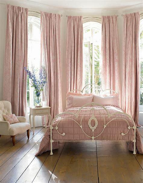 altrosa schlafzimmer gardinen rosa die romantischen farbnuancen schlechthin