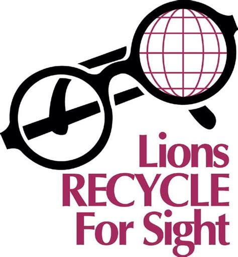alliance lions eyeglass recycling