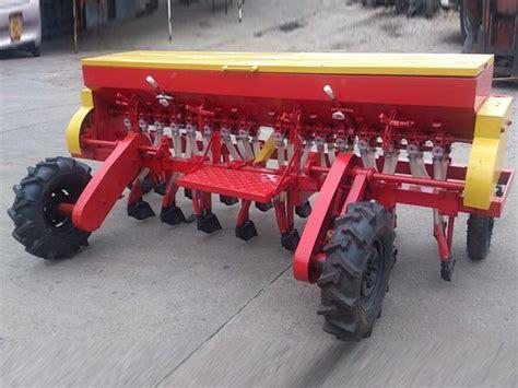 tractor implements zero tillage planter for sale