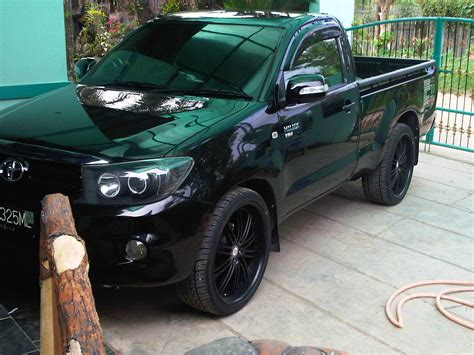 Karpet Lumpur Suzuki yosua778 2009 toyota hilux specs photos modification