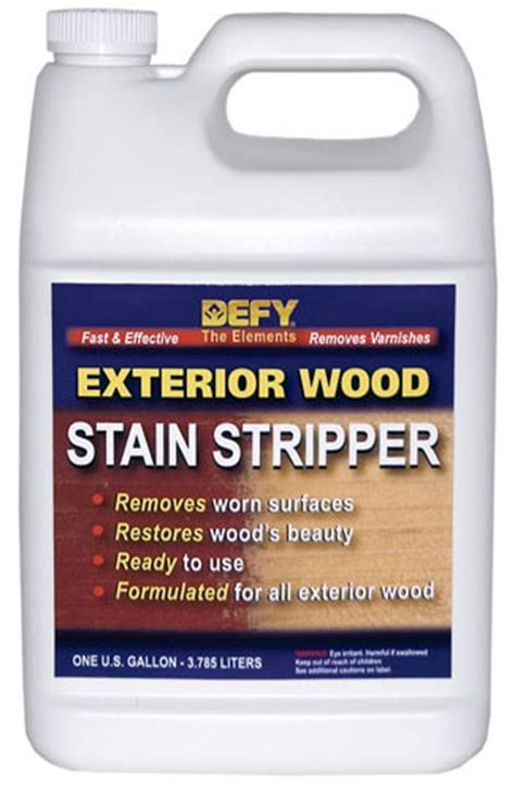 wood preparation  maintenance products