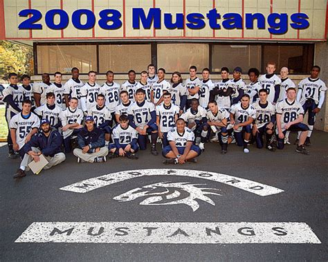 the mustangs football team mustang football team images