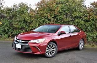 Toyota Camry Xe 2017 Toyota Camry Hybrid Xle The Car Magazine