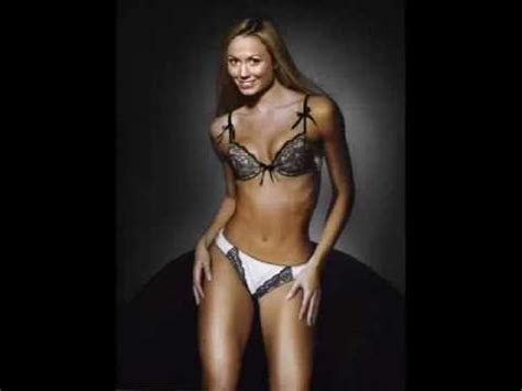 stacy keibler dwts youtube stacy keibler lingerie shoot youtube
