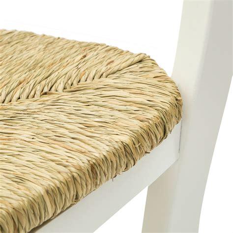 sgabello bianco sgabello alto country in legno laccato bianco con seduta