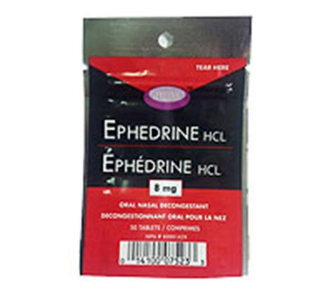 ephedrine nasal decongestant www supplementscanada