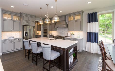 pulte homes interior design 5 kitchen design trends to take from model homes stevendiadoo bridge realty