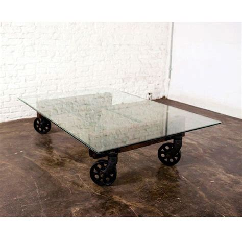 glass coffee table with wheels 17 best ideas about coffee table with wheels on
