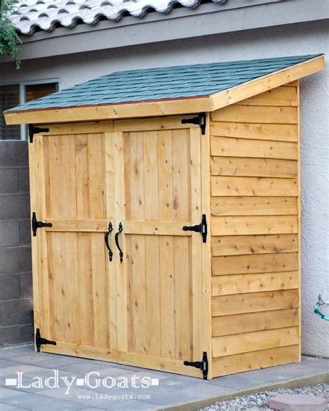 How To Build Tool Shed How To Build A Small Garden Tool Shed Complete