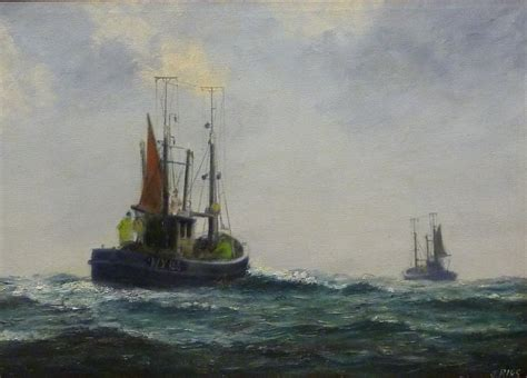 fishing boats for sale whitby jack rigg british 1927 whitby fishing boats oil on