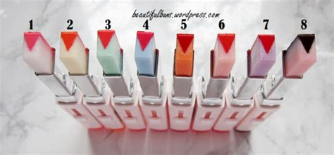 Laneige Two Tone Tint Lip Bar 3 Tint Mint 1 review swatches laneige two tone tint lip bar all 8