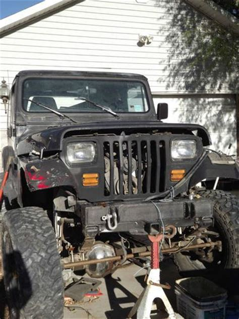 Jeep 4 7 Stroker Kit Purchase New 1989 Jeep Wrangler 4 7 Stroker Engine In Salt