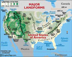 geography united states history
