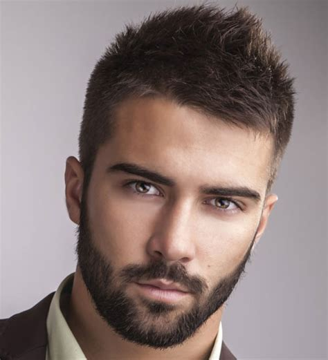 Hairstyles With Beard by Image Gallery Hair Styles And Beard