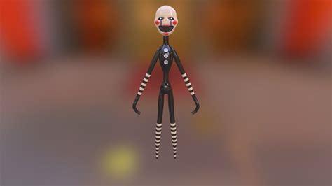 puppet master fnaf     model  khachos