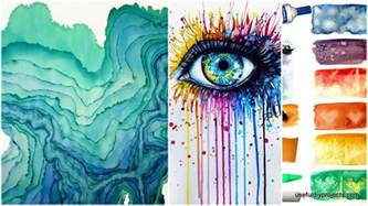 ideas for paintings 15 watercolor painting ideas you can do at home useful