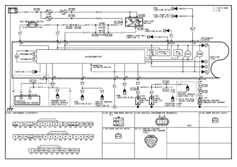 repair guides instrument cluster 2003 instrument cluster wiring diagram a autozone 1999 toyota corolla wiring diagram pdf beautiful repair guides instrument cluster 2001 myrawalakot