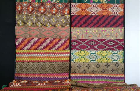 Upholstery Materials Philippines by Mindanao Designers Showcase Indigenous Patterns In Toronto Runway Fashion And