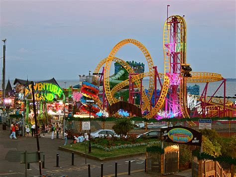 theme park adventure a surprise at southend 3 parks and gardens uk