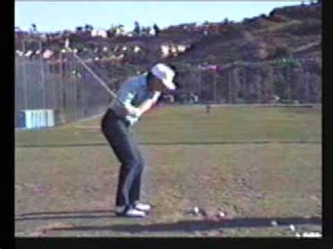 gene littler golf swing gene littler 1987 slow motion by carl welty youtube