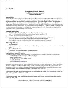 mechanic resume template free mechanics resume templates