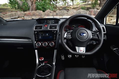 subaru interior 2016 2016 mitsubishi lancer evolution vs subaru wrx sti